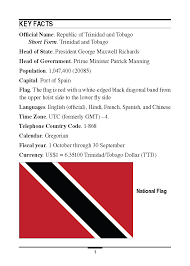 Country Code Flags Marine Corps Intelligence Activity Trinidad And Tobago Country