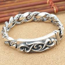 sterling silver personalized jewelry 925 sterling silver personalized jewelry ancient thai silver men s