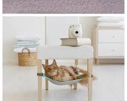 cat hammock etsy