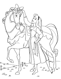 disney sleeping beauty coloring pages coloring