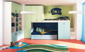 Nice Bunk Beds With Storage For Kids  Railing Stairs And Kitchen - Nice bunk beds