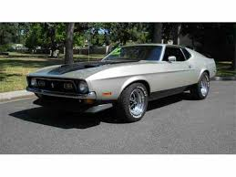 1972 ford mustang grande 1972 ford mustang for sale on classiccars com 26 available
