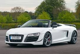 audi r8 blacked out audi r8 gt spyder review 2012 2012 parkers