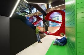 Google Ireland Office by Google Dublin Campus Picture Gallery
