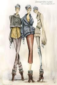 pin by kalline santos on moda pinterest fashion illustrations