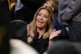 jeanie buss says lonzo ball is exciting to watch won u0027t discuss