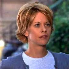 meg ryans hairstyle inthe movie youv got mail you ve got mail 1998 video quotes picture