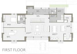 Ultra Modern House Floor Plans Modern Barn House Plans House And Home Design