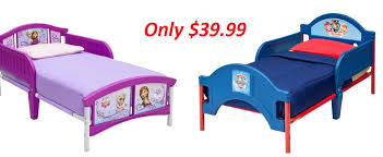 Frozen Beds Frozen And Paw Patrol Toddle Beds 51 Off