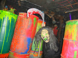 2012 haunted pyramid pictures nc spooky haunted houses sc