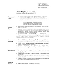 resume for university sle sle mental health counselor resume free resume exle and