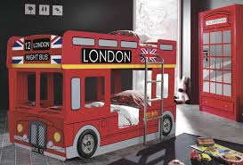 Joseph London Bus Bunk Bed Free Fast Delivery - Joseph bunk bed