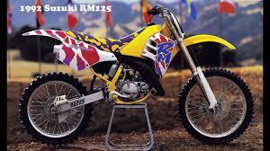 works motocross bikes suzuki motocross bike history 1968 2018 youtube
