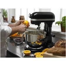 kitchenaid mixer black onyx black kitchenaid mixer professional 600