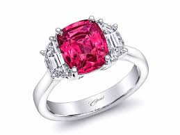 colored engagement rings pink engagement rings you ll