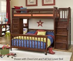 house stair loft bunk bed cherry bed frames ne kids