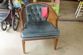 Reupholstering Armchair Vanhook U0026 Co Reupholstering A Chair Part 1 Tufting