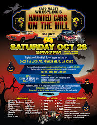 Charity Letter For Raffle Prizes car show flyer fall 2017 jpg