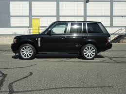 2012 land rover range rover supercharged corsa motors