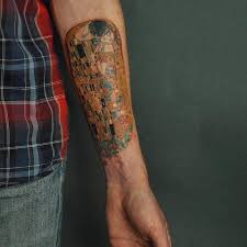 29 museum worthy tattoos inspired by art history
