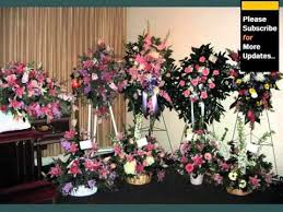 Funeral Flower Bouquets - funeral flower arrangements ideas youtube
