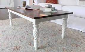 Upcycled Side Table Faux Inlay Coffee Table Hometalk