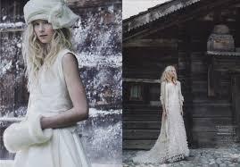 winter wedding dresses 2011 stephmodo winter wedding ideas from