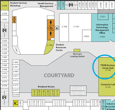 trsm floor plan thank you business career hub ted rogers school of management