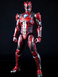 custom power rangers legacy figure red ranger 2017 mkt