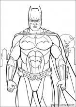 index pobarvanke batman predogled
