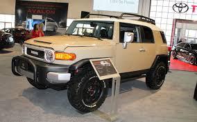 fj cruiser trd tuned toyota fj cruiser concept 2012 sema show motor trend