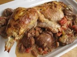 cuisiner une cuisse de dinde en cocotte cuisse de dinde à la moutarde recette ptitchef