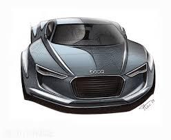 Audi E Tron Concept
