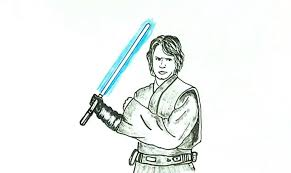 How to Draw Anakin Skywalker  YouTube