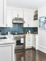 what tile goes with white cabinets 25 beautiful kitchens with backsplashes kitchen