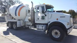 kenworth concrete truck 2003 kenworth w900 concrete mixer mtm for sale 248 000 miles