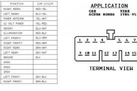 1995 honda accord wiring diagram wiring diagram