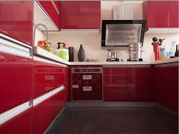 Aliexpresscom  Buy  Hot Sales High Gloss Lacquer Kitchen - Red lacquer kitchen cabinets