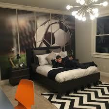 Soccer Bedroom Ideas | pre teen boy soccer enthusiast bedroom preteenbedroom soccer