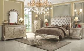 Italian Style Bedroom Furniture by Classic Italian Luxury Style Royal Baudelaire Collection Bedroom
