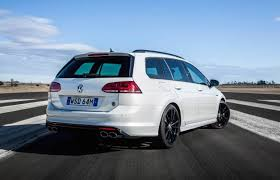 volkswagen golf wagon volkswagen golf r wagon special edition now on sale performancedrive