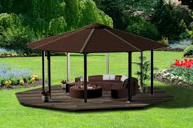 Outdoor Living Space Plans by Gazebo Plans Blueprints 03 Outdoor Haven Pinterest Gazebo