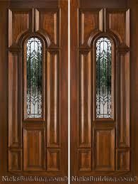 Keyhole Doorway Front Double Door Designs With Manichitrathazhu Http