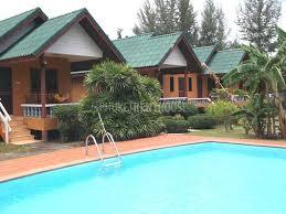 sur5581 low price 2 bed bungalows near surin beach phuket rent
