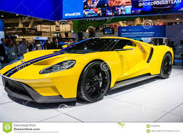 ford supercar concept ford gt 600 supercar editorial stock photo image 65259678