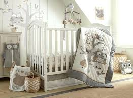Crib Bedding Uk Decoration Owl Crib Bedding Set Baby 5 Sets Uk Owl
