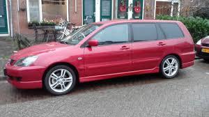 mitsubishi lancer wagon mitsubishi lancer wagon 1 6 invite 2008 autoweek nl