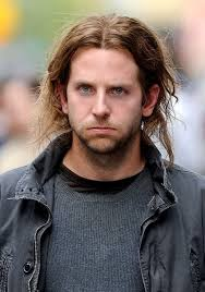 center part mens hairstly bradley cooper center parted long hair styles for men hairstyles