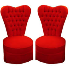 red bedroom chairs pair of heart shaped bedroom chairs bedroom chair cashmere wool