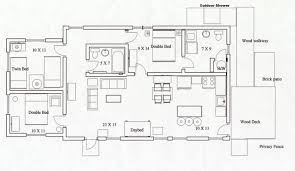 studio floor plan homeca